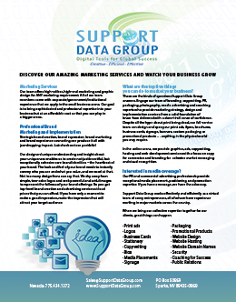 2-Support-Data-Inc-Flyer---Marketing-Services